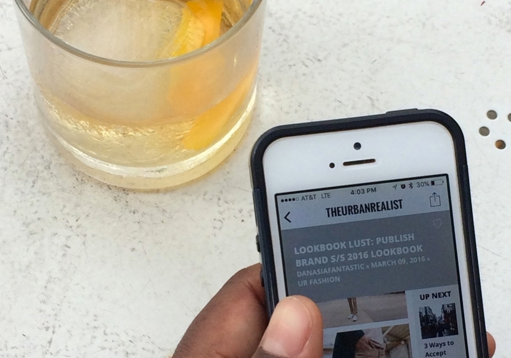 FEED Partners with TheUrbanRealist To Launch iPhone App