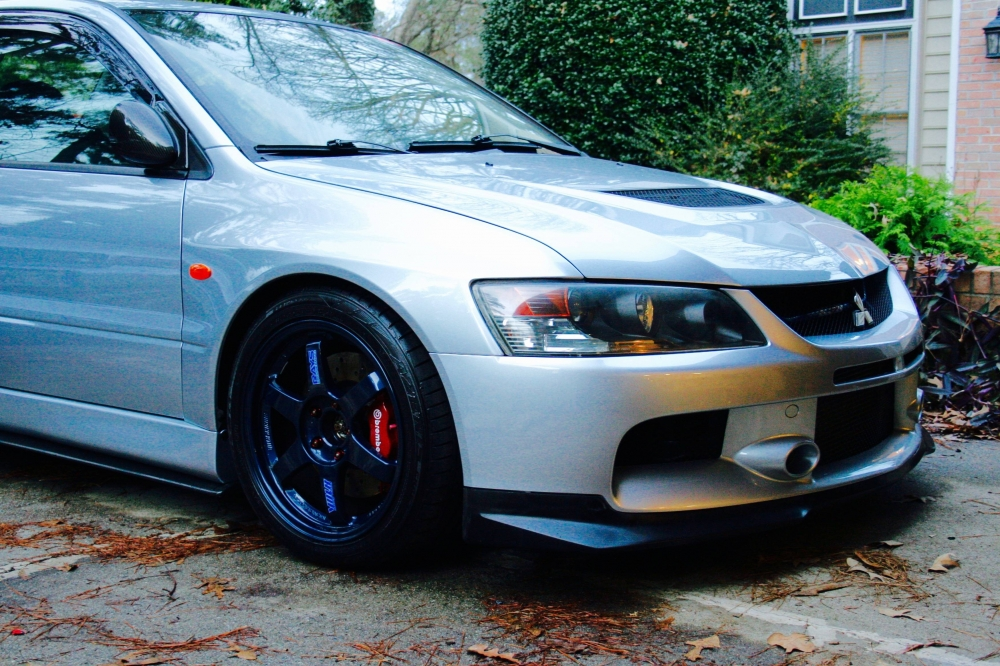 #FEEDBuilds: My 2003 Lancer Evolution VIII